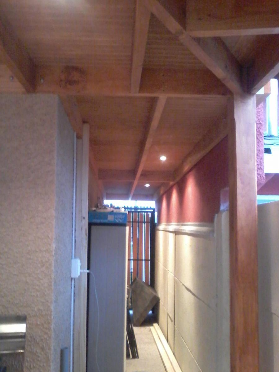 Cobertizo de madera rejas y cobertizos for Cobertizos de madera precios
